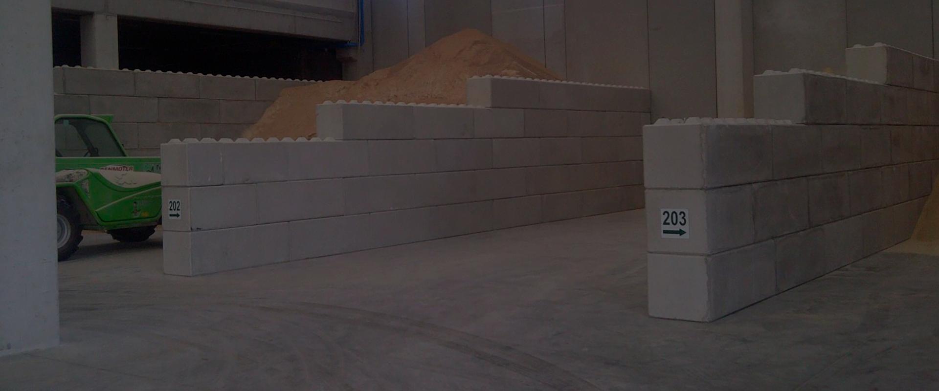 prefabrykowane mury oporowe